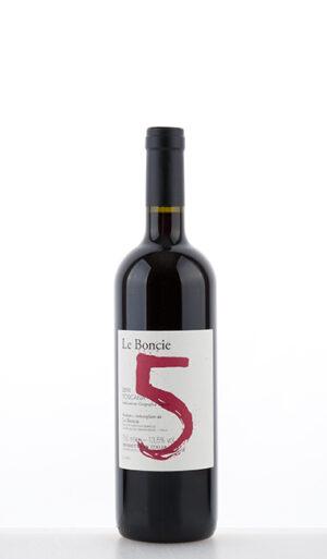 Le Boncie 5 Cinque Toscana IGT 2014 Le Boncie
