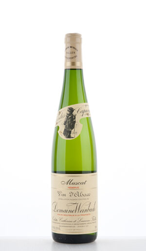 Muscat Reserve 2015 Domaine Weinbach