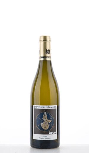 Pinot Blanc Louis Hohen Sülzen 2016 Battenfeld Spanier