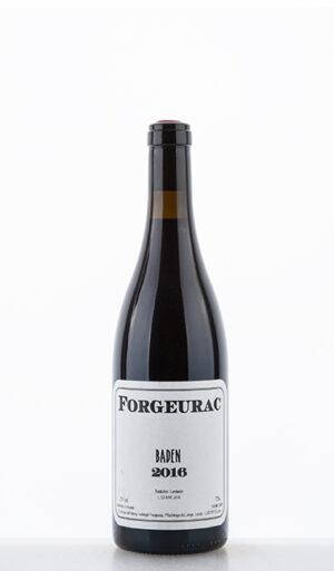 Pinot Noir Baden Badischer Landwein 2016 Forgeurac