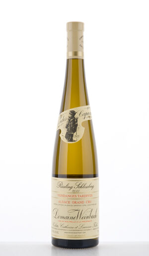 Riesling Schlossberg Grand Cru Vendanges Tardives 2015 Domaine Weinbach
