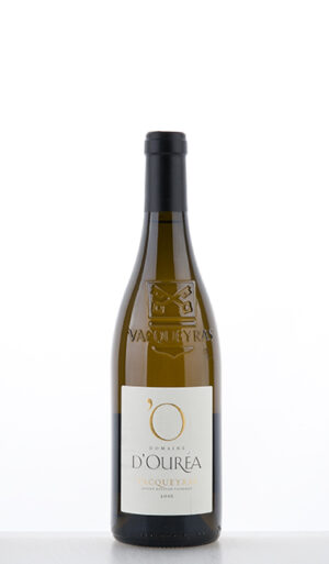 Vacqueyras blanc 2016 d Ouréa