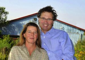KlausVorgrimmler und Ehefrau Maj Britt Foto