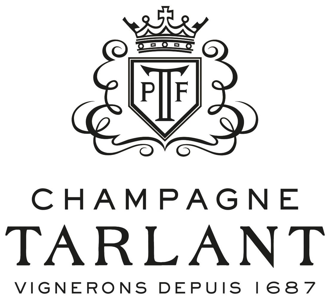 tarlant champagne logo bw