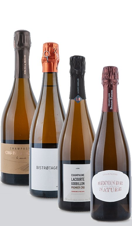 Tasting package Champagne to get to know 2019 Tasting package