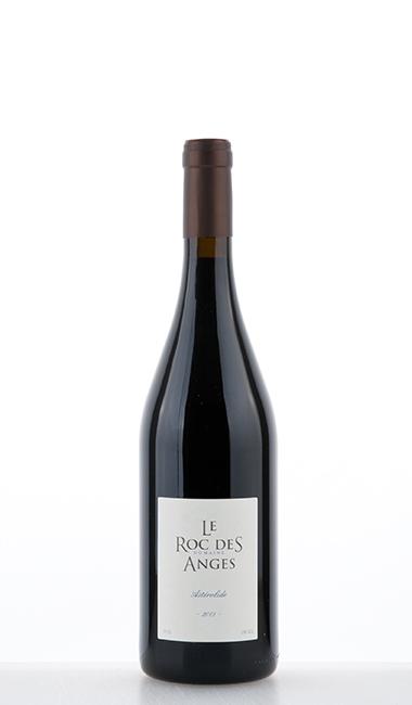 Astérolide Côtes Catalanes rouge IGP 2015 Roc des Anges
