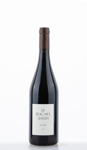 Australe Côtes Catalanes rouge IGP 2018 Roc des Anges 300x513 - Glückssechser von LebendigeWeine.de