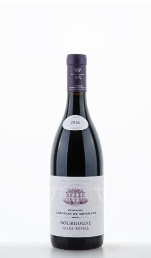 Bourgogne Rouge Gelée Royale 2016 Chandon de Briailles
