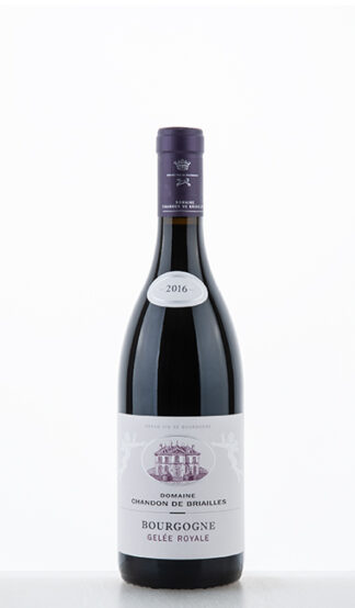 Bourgogne Rouge Gelée Royale 2016 Chandon de Briailles 324x554 - Home