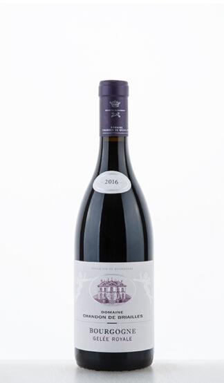 Bourgogne Rouge Gelée Royale 2016 Chandon de Briailles 324x554 - Home