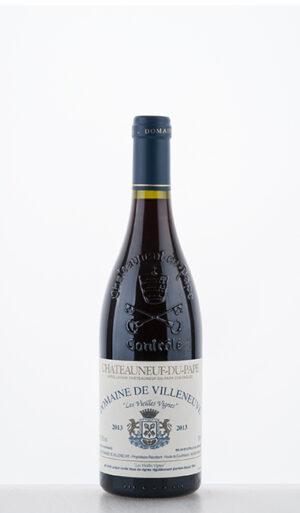 Châteauneuf du Pape Les Vieilles Vignes 2013 de Villeneuve
