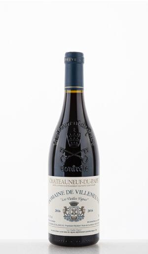 Châteauneuf du Pape Les Vieilles Vignes 2016 de Villeneuve