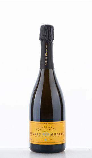 Chardonnay Auxerrois Sekt Brut 2016 Andres Mugler