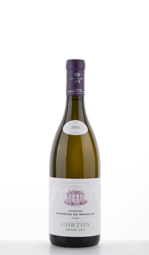 Corton Grand Cru blanc 2015 Chandon de Briailles