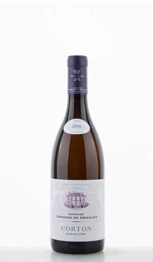 Corton Grand Cru blanc 2016 Chandon de Briailles