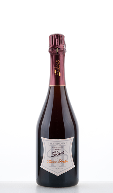 Cuvée Sève Rosé de Saignée Brut Nature 2010 Olivier Horiot
