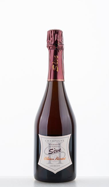 Cuvée Sève Rosé de Saignée Brut Nature 2012 Olivier Horiot