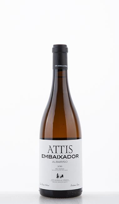 Embaixador 2016 Attis Bodegas y Vinedos