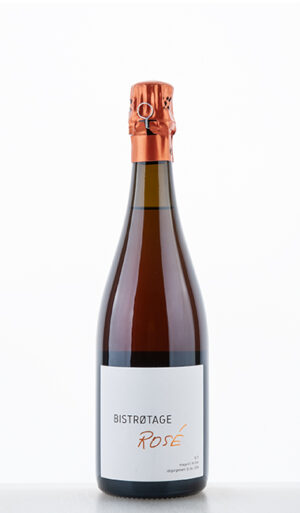 Françoise Martinot Bistrøtage Rosé B.11 Extra Brut Blanc de Noirs NV Dufour