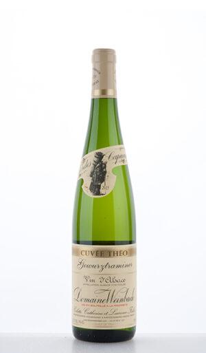 Gewürztraminer Cuvée Theo 2015 Domaine Weinbach 300x513 - Lebendige Weine