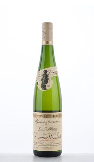 Gewürztraminer Cuvée Theo 2015 Domaine Weinbach 324x554 - Home