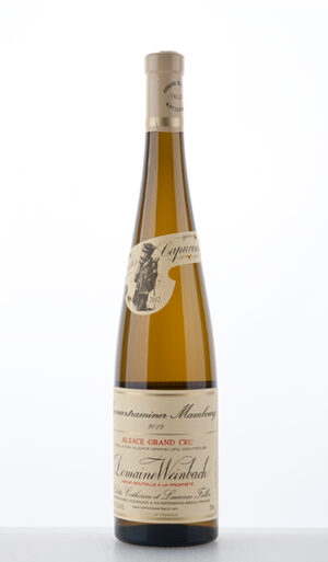 Gewürztraminer Mambourg Grand Cru 2012 Domaine Weinbach