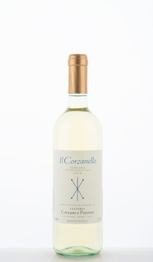 Il Corzanello Bianco IGT 2018 Corzano e Paterno