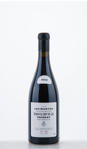 Les Manyes 2015 Terroir al Limit