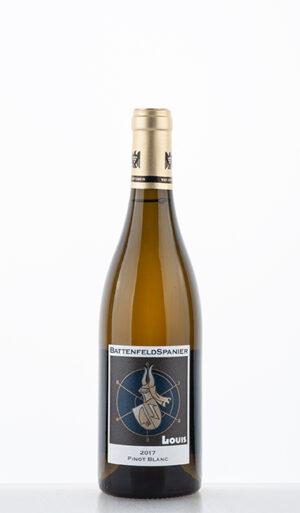Pinot Blanc Louis Hohen Sülzen 2017 Battenfeld Spanier