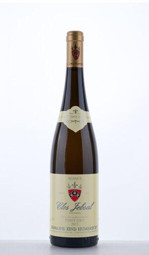 Pinot Gris Clos Jebsal 2013 Domaine Zind Humbrecht