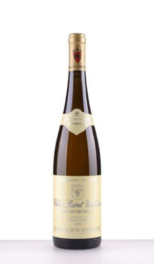Pinot Gris Rangen de Thann Clos Saint Urbain Grand Cru 2008 Domaine Zind Humbrecht