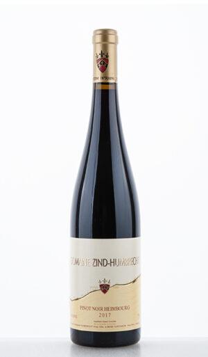 Pinot Noir Heimbourg 2017 Domaine Zind Humbrecht