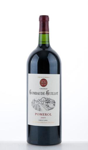 Pomerol 2009 Château Gombaude Guillot