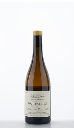 Pouilly Fuissé Climat Au Vignerais 2017 La Soufrandière