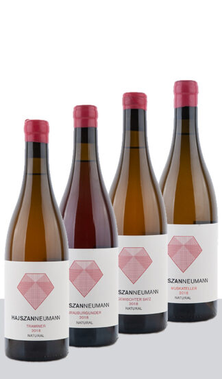 Probierpaket Hajszan Neumann Orange Wein Paket 2018 Probierpaket