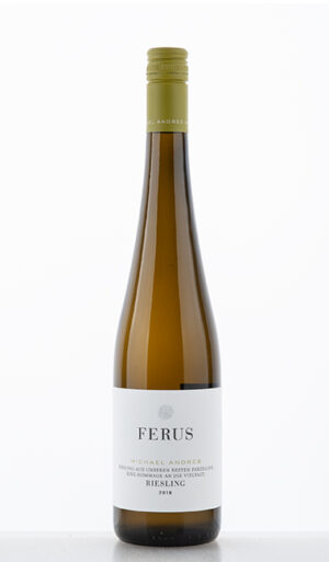 Riesling Ferus 2018 Michael Andres