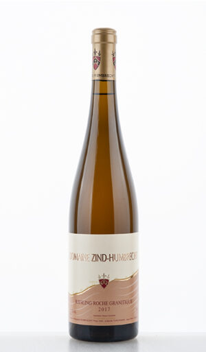 Riesling Roche Granitique 2017 Domaine Zind Humbrecht