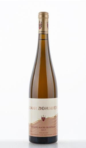 Riesling Roche Granitique 2017 Domaine Zind Humbrecht 300x513 - Lebendige Weine