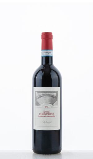 Rosso di Montalcino DOC 2016 Salicutti