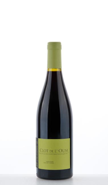 Saint Bart. Vieilles Vignes rouge 2012 Clot de l Oum