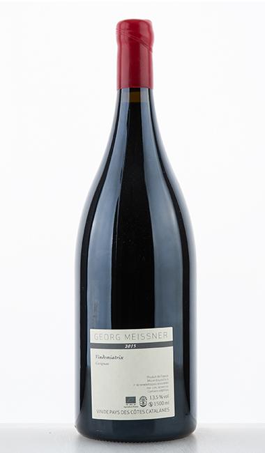 Vindemiatrix Côtes des Catalanes 2015 Georg Meissner