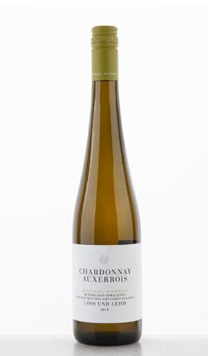 Chardonnay Auxerrois Löss und Lehm 2019 Michael Andres 1