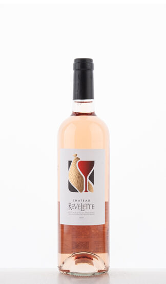 Chateau Revelette Rosé 2019 Revelette 1