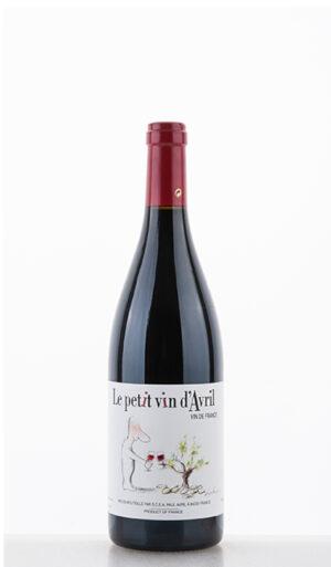Le Petit Vin d Avril rouge 2019 Clos des Papes 1
