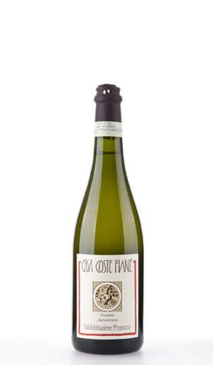 Valdobbiadene Prosecco DOCG Frizzante Naturalmente NV Casa Coste Piane 300x513 - Lebendige Weine