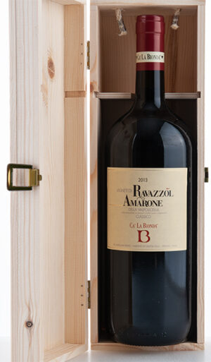 Amarone della Valpolicella Classico DOC Vigneti di Ravazzol 2013 1500ml –  Cà la Bionda