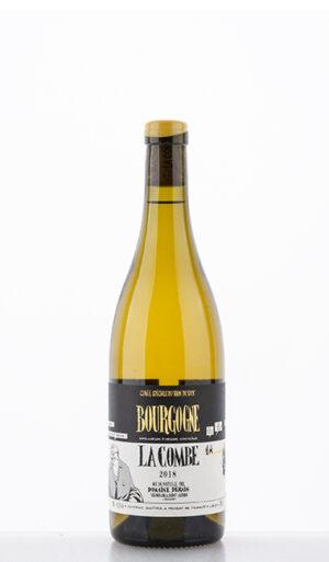 """Bourgogne Blanc """"La Combe"""" 2018 –  Dominique Derain"""