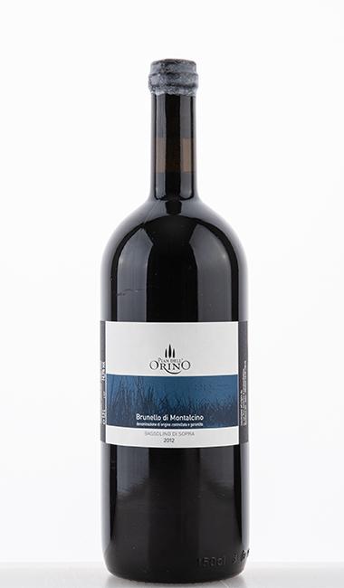 Brunello di Montalcino Bassolino di Sopra DOCG 2012 1500ml –  Pian Dell'Orino
