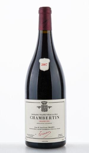 Chambertin Grand Cru 2007 1500ml –  Trapet Père & Fils