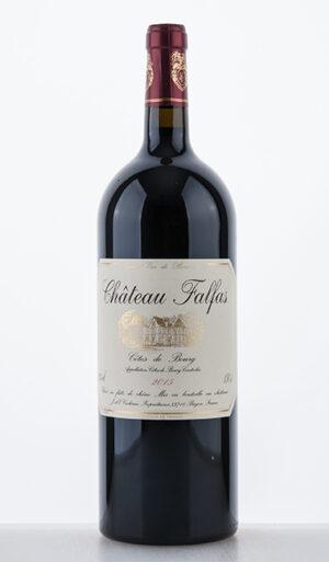 Château Falfas Côtes de Bourg 2015 1500ml –  Château Falfas